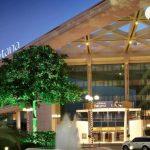 هتل آل بوستان روتانا دبی+تصاویر Al Bustan Rotana Hotel Dubai