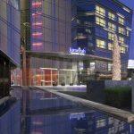هتل جمیرا کریک ساید دبی+تصاویر Jumeirah Creekside Hotel Dubai