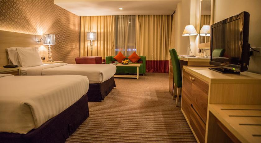 هتل سافرون بوتیک