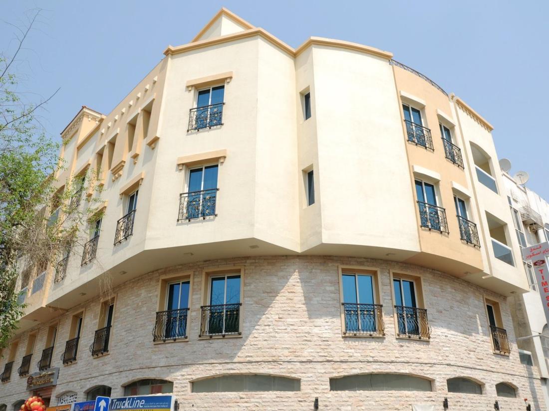 هتل تایم اسکوئر دبی