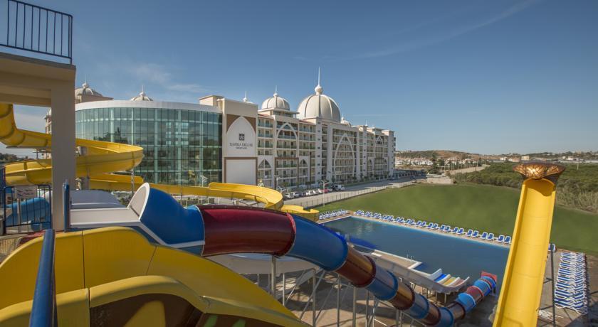 هتل زافیرا دلوکس آلانیا، ترکیه Xafira Deluxe Resort