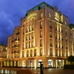 هتل آمباسادوری تفلیس+تصاویر Ambassadori Hotel Tbilisi