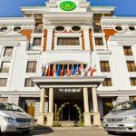 هتل کرون پالاس تفلیس+تصاویر Cron Palace Hotel Tbilisi