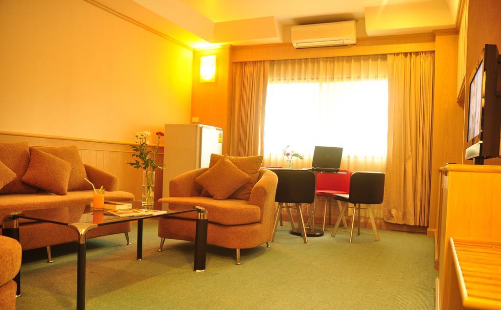 هتل دریم تاون پراتونام بانکوک