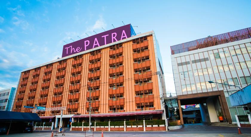هتل د پاترا