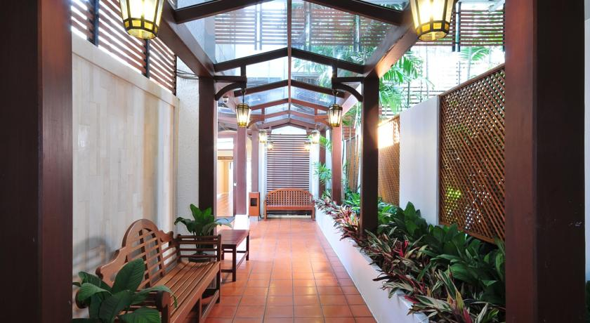 هتل سنتر پوینت پراتونوم بانکوک Centre Point Pratunam هتل های تایلند