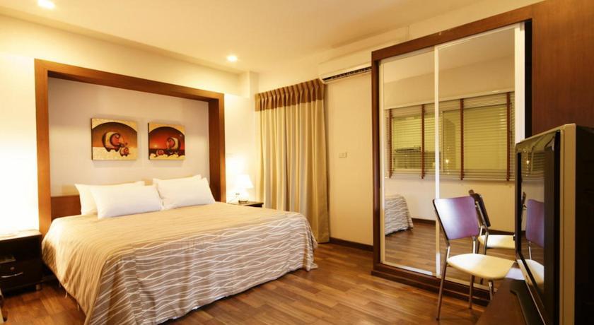 هتل آی رزیدنس ساتورن بانکوک