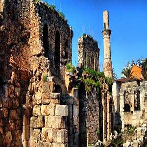 مساجد تاریخی آنتالیا (مسجد کسیک مناره)