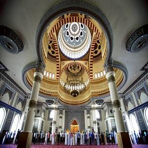 جاذبه های گردشگری دبی (مسجد الفاروق)
