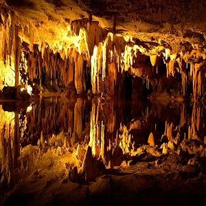 جاذبه های گردشگری آنتالیا، غار کارائین