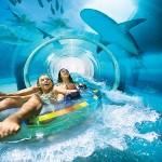 جاذبه های گردشگری دبی، پارک آبی آتلانتیس دبی