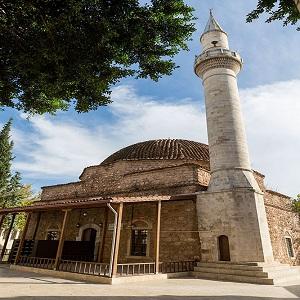 مساجد تاریخی آنتالیا (مسجد بالی بیگ)