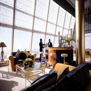 هتل برج العرب (سرویس پیشخدمت شخصی)