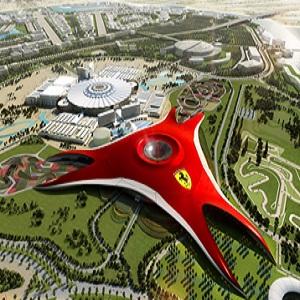جاذبه های گردشگری دبی (دنیای فراری)