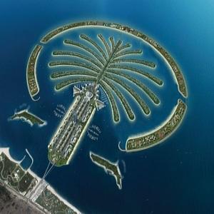 جاذبه های گردشگری دبی (پالم جمیرا)