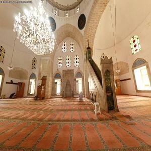 مساجد تاریخی آنتالیا (مسجد مرادپاشا)