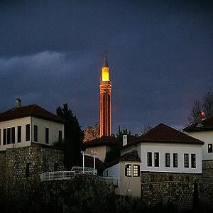 مساجد تاریخی آنتالیا (مسجد کنگره دار)