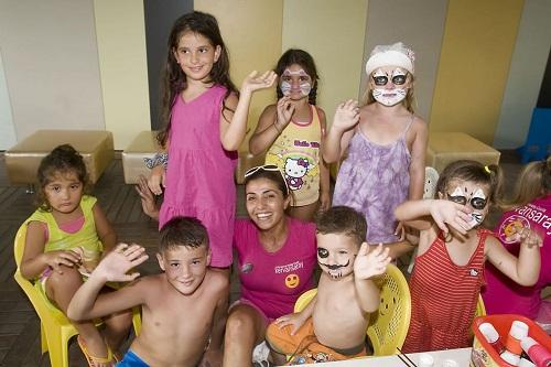 کلوپ کودکان هتل کروانسرای لارا آنتالیا Kervansaray Lara