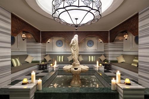 سالن ماساژ هتل بلیس دلوکس بلک آنتالیا Bellis Deluxe