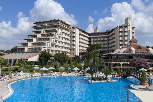 امکانات اقامتی هتل بلیس دلوکس بلک آنتالیا (ساختمان اصلی)