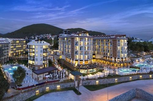 امکانات اقامتی هتل رامادا ریزورت لارا Ramada Resort lara