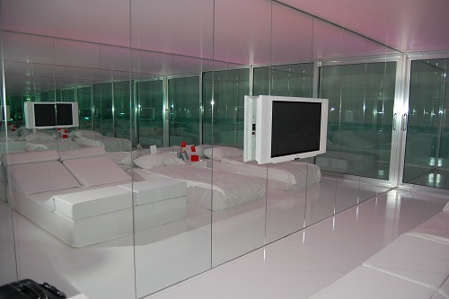 اتاق های استاندارد سه نفره