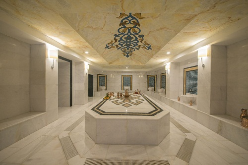 سالن ماساژ هتل رامادا ریزورت لارا Ramada Resort lara