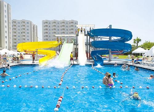 هتل گرند پارک لارا آنتالیا grand park lara (بازی های آبی)