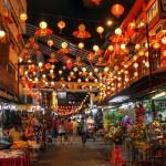 جاذبه های گردشگری مالزی، محله چینی ها در کوالالامپور