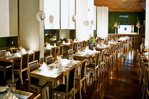 رستوران های هتل کروانسرای لارا آنتالیا (رستوران شرق دور مرجانی)