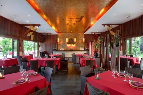 رستوران های هتل رامادا ریزورت لارا (رستوران BBQ Restaurant)