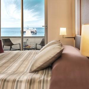 اتاق 3 نفره با منظرۀ دریا