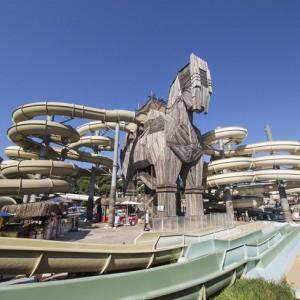 پارک آبی هتل ریکسوس پریمیوم (اسب تروجان)