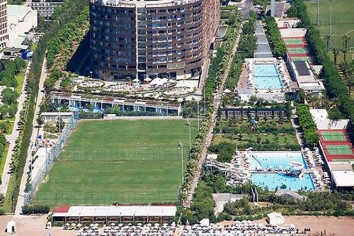 استخر های هتل کروانسرای لارا آنتالیا Kervansaray Lara