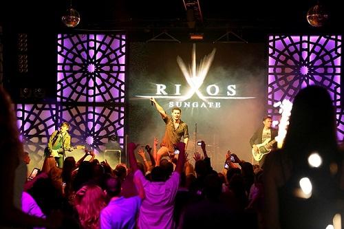 هتل ریکسوس سان گیت آنتالیا (اجرای زنده)