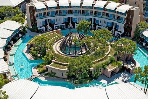 هتل ریکسوس سان گیت آنتالیا (امکانات اقامتی)
