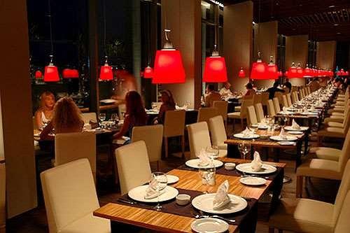رستوران های هتل کروانسرای لارا آنتالیا (رستوران لاتین عقیق)