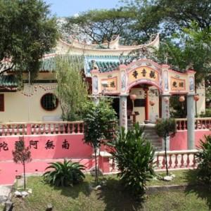 محله چینی ها در کوالالامپور (معبد کوان یین)