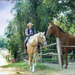 دهکده فرانسوی ها (اسب سواری)