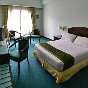هتل Seri Malaysia (اتاق معمولی)