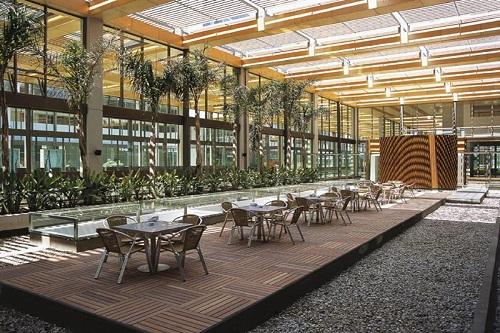 کافه های هتل کروانسرای لارا آنتالیا Kervansaray Lara