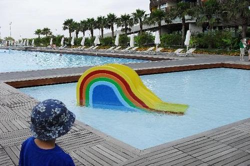 استخر های هتل کروانسرای لارا آنتالیا (استخر کودکان)