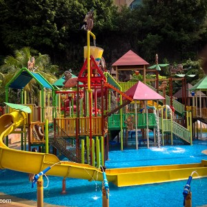 پارک آبی سان وی لاگون (زامباوه کوچک)
