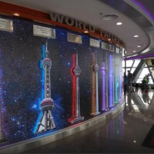 عرشۀ دیدبانی (ماکت برج های بلند مخابراتی دنیا)