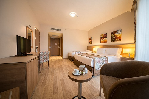 هتل رامادا ریزورت لارا (اتاق های VIP)