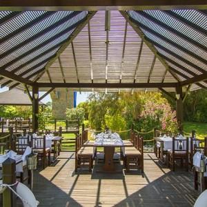 هتل ریکسوس پریمیوم آنتالیا (رستوران پری دریایی)