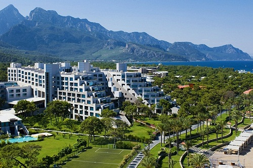 هتل ریکسوس سان گیت آنتالیا Rixos Sungate