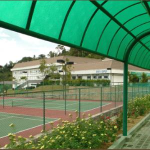 دهکده فرانسوی ها (مجموعۀ ورزشی)
