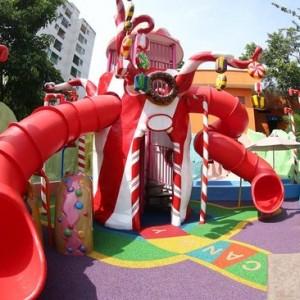 شهربازی سان وی لاگون (زمین بازی کودکان)