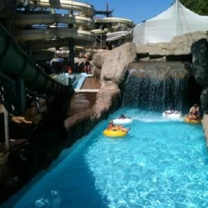 پارک آبی هتل ریکسوس پریمیوم (رودخانه خروشان)